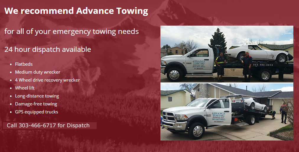 Auto Towing Services - SVE Autobody Specialists